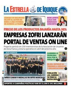 AUZ lanza portal de ventas on line 07.11.17